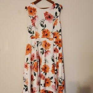 EUC Calvin Klein Women's Sleeveless Dress